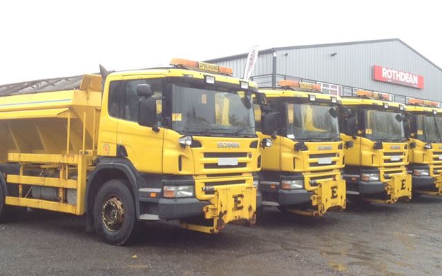 Municipal vehicles from Rothdean UK