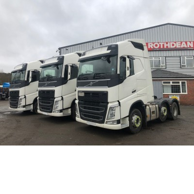 2015 VOLVO FH
