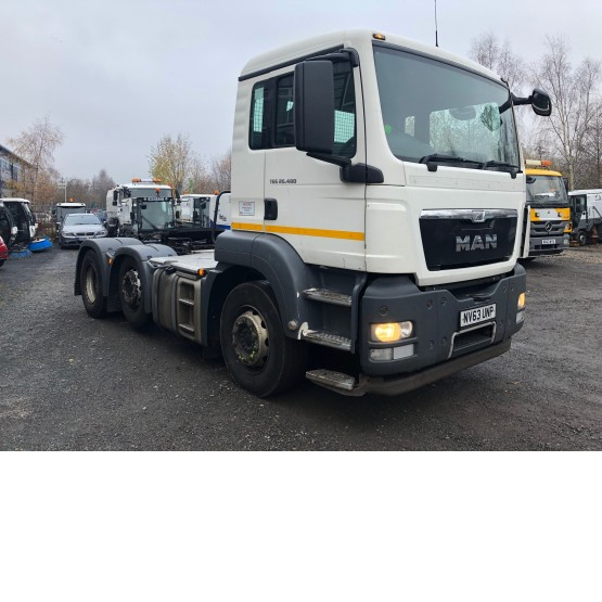 2014 MAN  in 6x2 Tractor Units