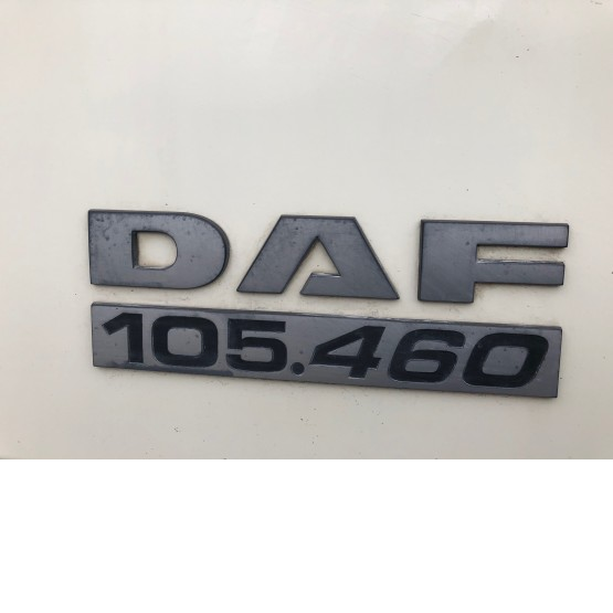 2008 DAF XF105-460 in 6x2 Tractor Units