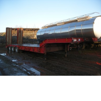 1993 Andover LOW LOADER