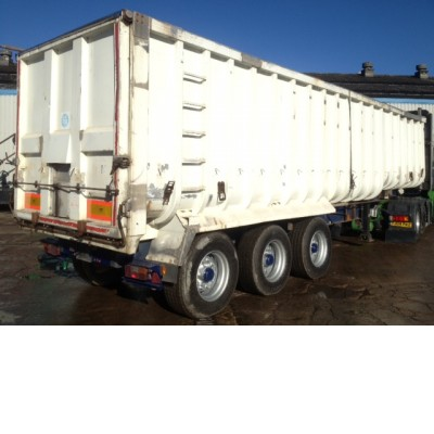 1999 General Trailers BULK ALLOY