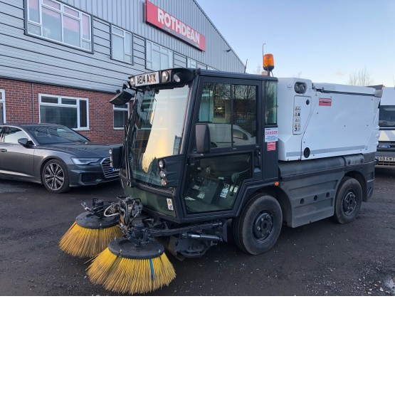 2014 SCHMIDT SWINGO 200+ in Compact Sweepers